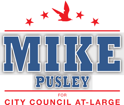 Mike Pusley for City Council At-Large